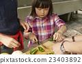 父母和小孩 親子 孩子 23403892