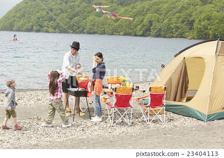 父母和小孩 親子 家庭 23404113