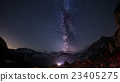 The outstanding beauty of the Milky Way arc 23405275
