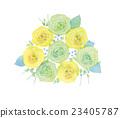 玫瑰 玫瑰花 花束 23405787