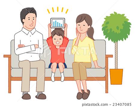 家庭 家族 家人 23407085