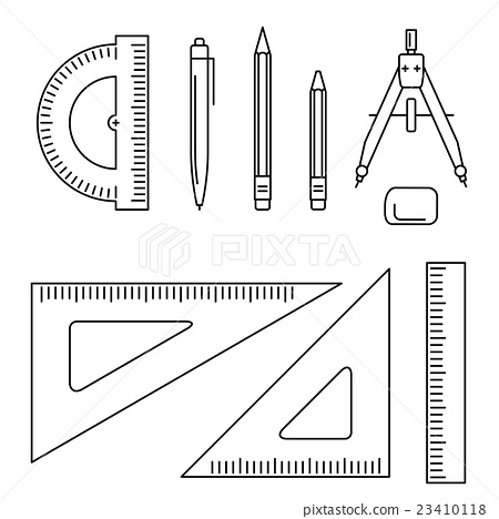 Vector drawing instrument. 23410118