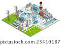 industrial plant industry 23410187