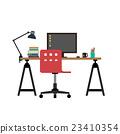 桌子 桌 矢量 23410354