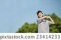 golf, golfing, female 23414233