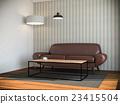 室內裝飾 廳的 起居室 23415504