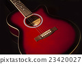 guitar, background, instrument 23420027