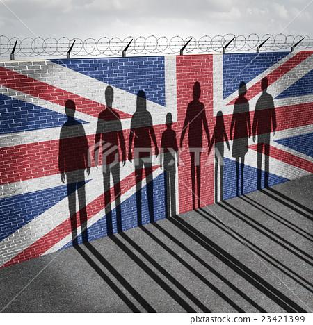 Britain Immigration 23421399