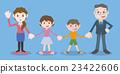 家庭 家族 家人 23422606