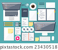 Programming,coding. Flat computing background 23430518