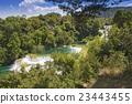 Waterfalls Krka 23443455