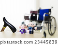 nursing, doll, couple 23445839