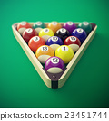 pool, table, billiard 23451744