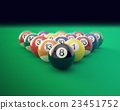 pool, table, billiard 23451752