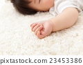아기의 손 23453386