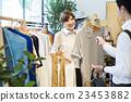 女性 客户服务 服装店 23453882