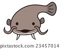 鲶鱼 鱼 矢量 23457014