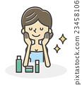 스킨 케어 [심플 캐릭터 시리즈] 23458106