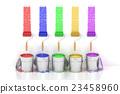 paint, paints, roller 23458960