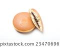 dorayaki, wagashi, japanese confectionery 23470696
