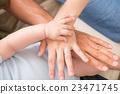 가족, 패밀리, 손 23471745