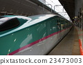 tohoku shinkansen, carriage, vehicle 23473003