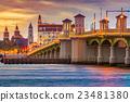 St. Augustine Skyline 23481380