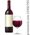 葡萄酒 红酒 酒 23482765