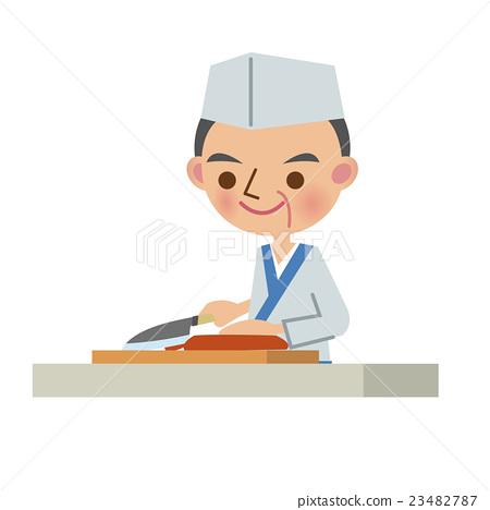 chef, cook, male 23482787