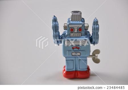 그리운 양철 로봇 23484485