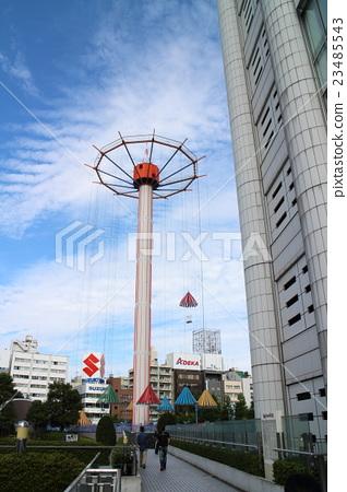 Tokyo Dome City 23485543