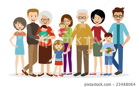 Big family 23488064
