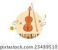 Violin cut illustrations 23489510