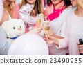 women baby shower 23490985