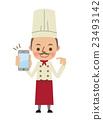 大厨 主厨 厨师 23493142