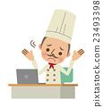 大廚 主廚 烹飪 23493398