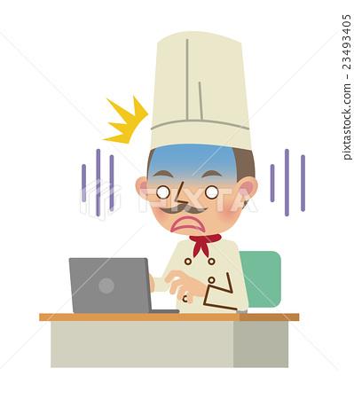 大廚 主廚 烹飪 23493405