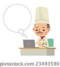 大厨 主厨 厨师 23493590