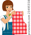 Girl Wrist Pin Pattern 23495558