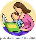book, child, kid 23495864