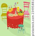 Table Setting Whimsical 23495881