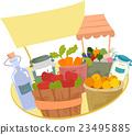 Farmers Market 23495885