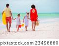 family, beach, dad 23496660