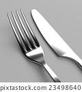 fork, knife, silverware 23498640