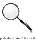 Magnifying glass 23499536