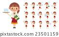 waitress, sets, set 23501159