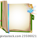 Illustration of fairy book 23506021