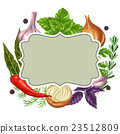 蔬菜 洋葱 薄荷 23512809
