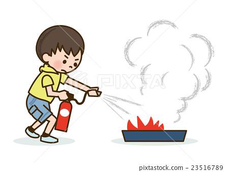 消防演习儿童 23516789