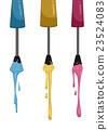Nail Polish Drip 23524083